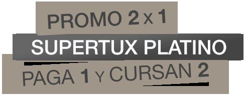 Promo Supertux Platino - PAGA 1 y CURSAN 2