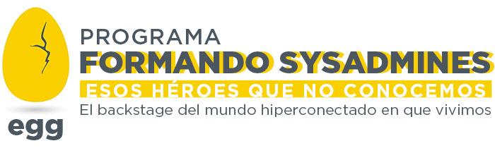 PROGRAMA Formando Sysadmines