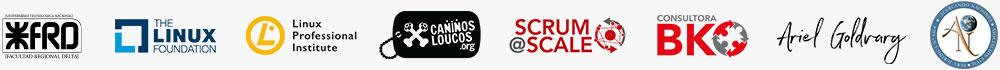 UTN-FDR - Linux Foundation -  Linux Professional Institute - Scrum @ Scale - Consultora BK - Caninos Loucos - Ariel Goldvarg - Acercando Naciones